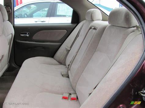 2003 hyundai sonata standard sonata model interior photo