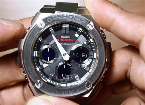 Jam Tangan Casio Hdd 600 1a Original Bergaransi casio g shock g steel gst s110d 1a indowatch co id