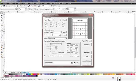 tutorial de corel draw x5 para principiantes tutorial para hacer un calendario en corel draw x5 taringa