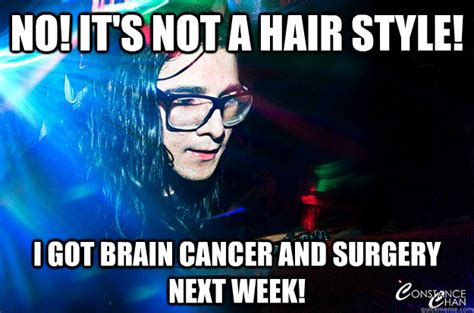 Brain Cancer Meme - real brain tumor memes