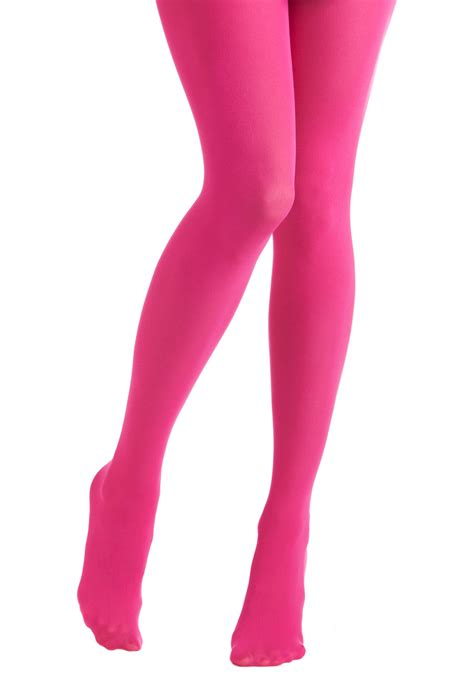 tights pink tights for every occasion in pink mod retro vintage