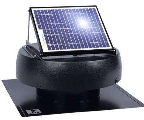 air vent 18 in dia electric gable vent fan new solar powered attic fan ventilator roof air vent roof
