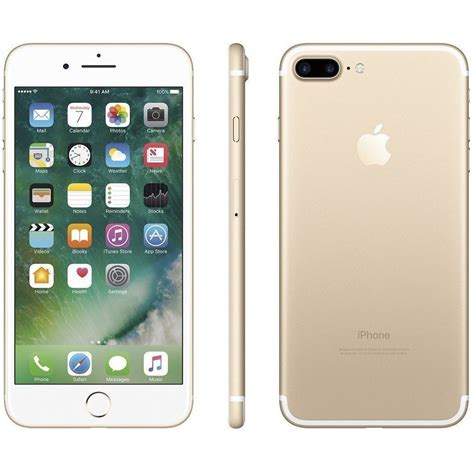 my smartphone apple iphone 7 plus latest model 128gb gold at t