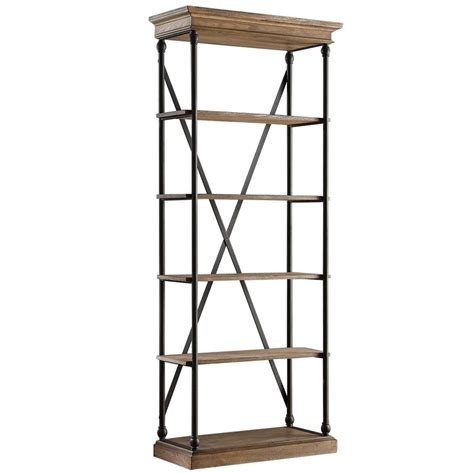 etagere real gail etagere bookcase reviews allmodern