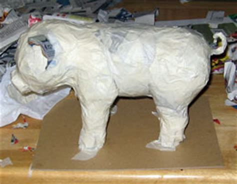 How To Make A Paper Mache Pig - how to make a paper mache piggy bank ultimate paper mache