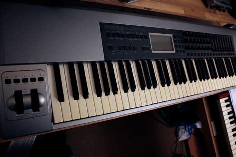 format audio untuk keyboard m audio keystation pro 88 image 984653 audiofanzine