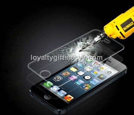 Tempered Glass Hyper Iphone 5s Premium Quality wholesale real high quality premium tempered glass screen protector for iphone 5s