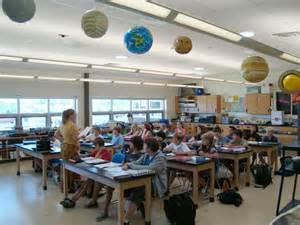 New science classrooms at summit middle school feature solatubes and