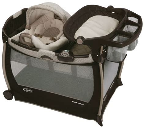 graco pack n play with cuddle cove rocking seat graco pack n play playard with cuddle cove rocking seat