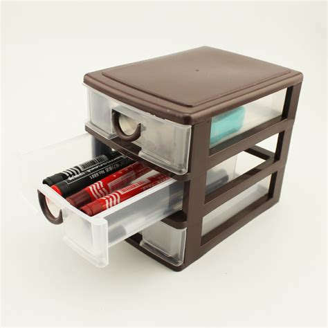 Small Desktop Storage Drawers by Aliexpress Buy Small Clear Plastic Storage Cabinets