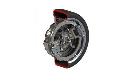 protean hub motor in wheel electric motor for 2014 from protean autoevolution