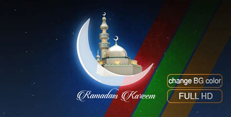 template after effects ramadan ramadan opener special events after effects templates