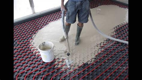 riscaldamento a pavimento pregi e difetti vantaggi e svantaggi riscaldamento a pavimento