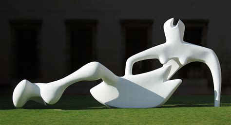Reclining Figure and design henry