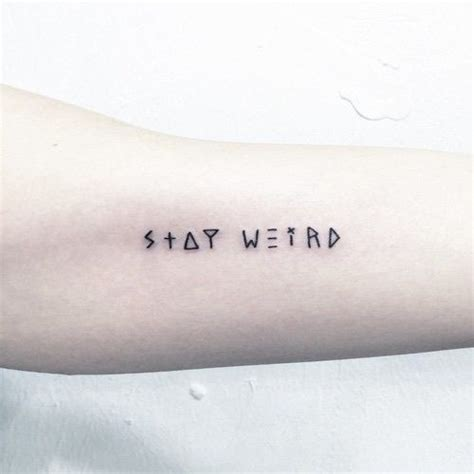 small weird tattoos 25 best ideas about small tattoos on small