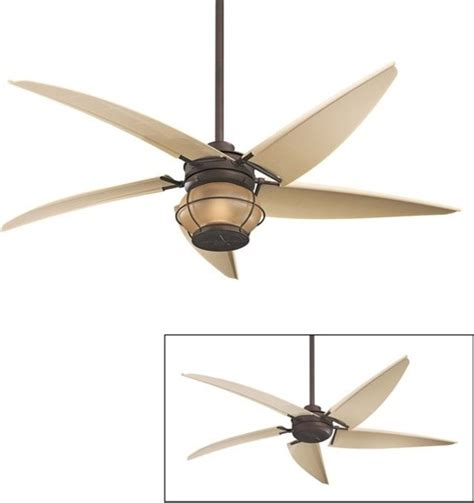 About Ceiling Fans by Minka Aire F579 60in Magellan Ceiling Fan