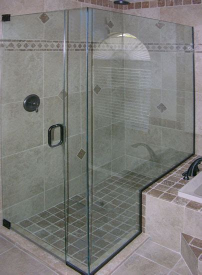 Place Doors by Doors With Notched Panels The Shower Door Place