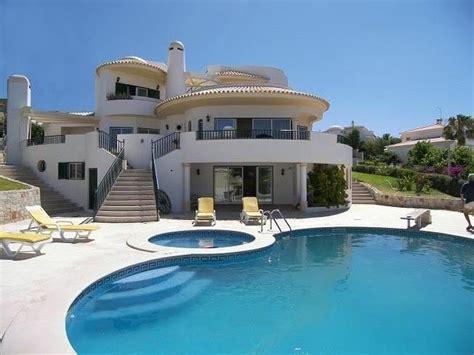 4 bedroom villas in portugal v5 pool villa in albufeira central algarve portugal