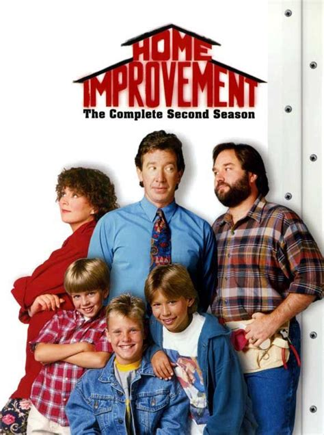 home improvement sitcom family images