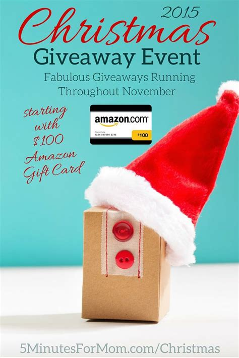 Xmas Giveaway - 17 best images about giveaways on pinterest toys charitable giving and mom