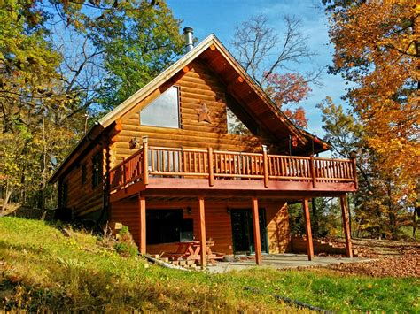Paint Creek Cabins by Paint Creek Lodge Harpers Ferry Iowa