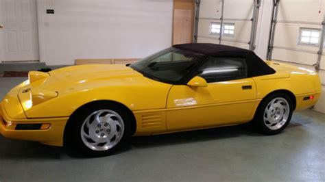 car manuals free online 1995 chevrolet corvette on board diagnostic system chevrolet corvette convertible 1994 yellow for sale 1g1yy32p5r5117413 1994 chevrolet corvette