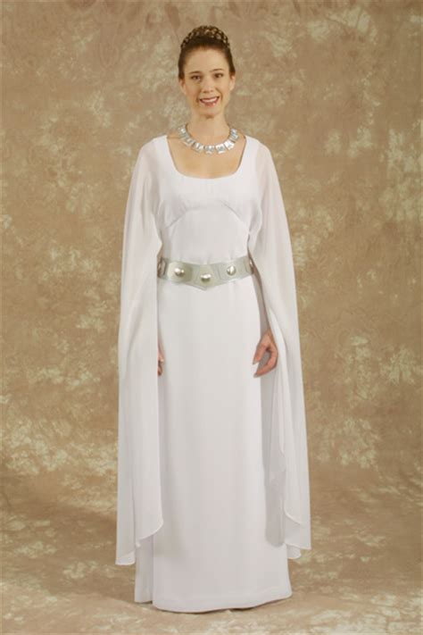 Kay Dee Collection & Costumes   Star Wars Princess Leia Costume