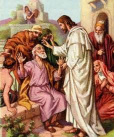 Sermon On Blind Bartimaeus Spiritual Sight Knowing God Through His Word Day By Day