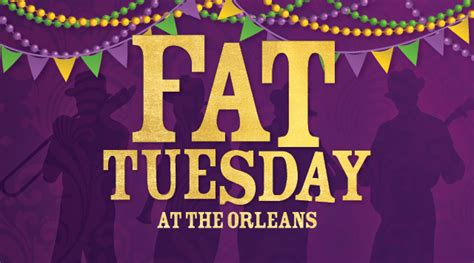 march fat tuesday orleans hotel casino
