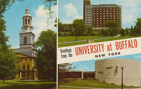 Buffalo New York Mba by Greetings From The Of Buffalo New York