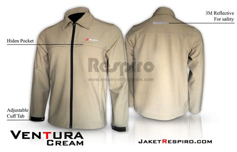 Jaket Respiro 12 jaket anti air holidays oo
