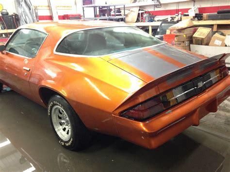 v8 camaro 1980 z28 camaro v8 350 4 speed no reserve classic