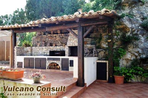 cucina con barbecue cucina esterna barbecue progetti esterno