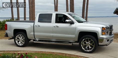 Wheels 156 Us Card 2015 chevrolet silverado 1500 oe performance 150 motofab