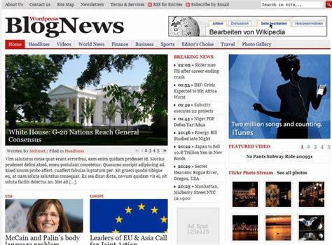 15 professional news wordpress themes dobeweb