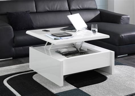 table relevable design italien