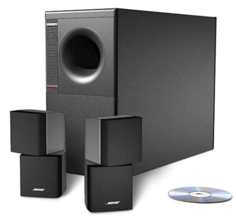 bose acoustimass  home entertainment speaker system