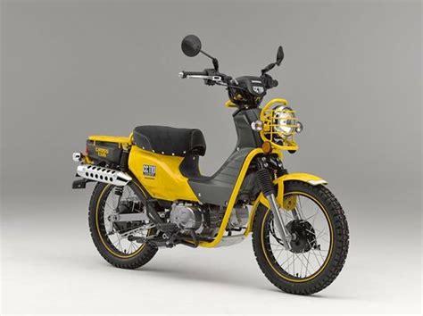 honda ct110 honda ct110 bikes
