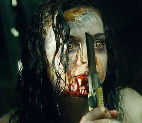 horror movie evil dead part 1 horror movie review my evil dead part 4 or part 1