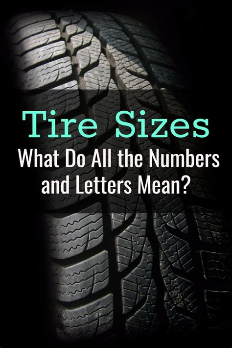 what do tire sizes 143 best images about helpful mechanic on