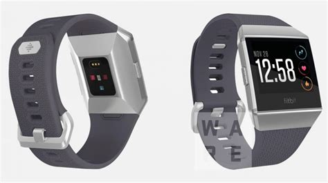 Leaked Fitbit smartwatch images are as unattractive as the Fitbit Blaze