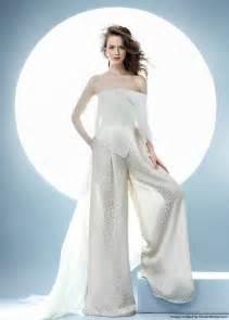 wedding dresses suits s 2016 the shoulder bridal pant suit