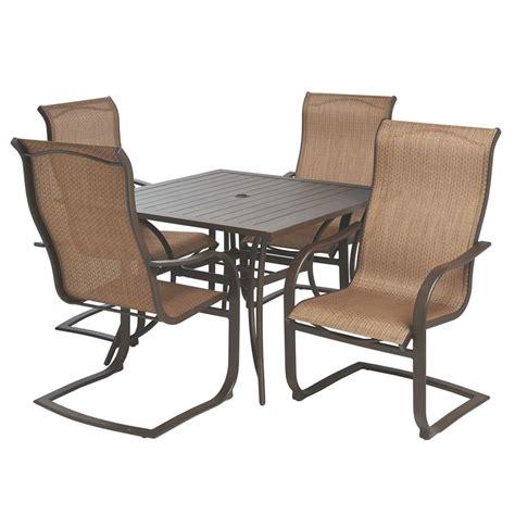 Patio Furniture Bellevue Stein S Garden Home Patio Master Corp Bellevue Dining Set