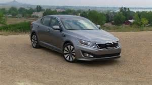 Kia Optima Turbo Performance 2012 Kia Optima Sx Turbo 0 60 Mph Mile High