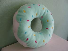 soft donut pillow pillow ideas