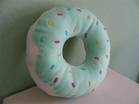 soft donut pillow pillow ideas