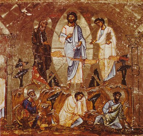 church of the virgin transfiguration of jesus transfiguration icon the event and the process a