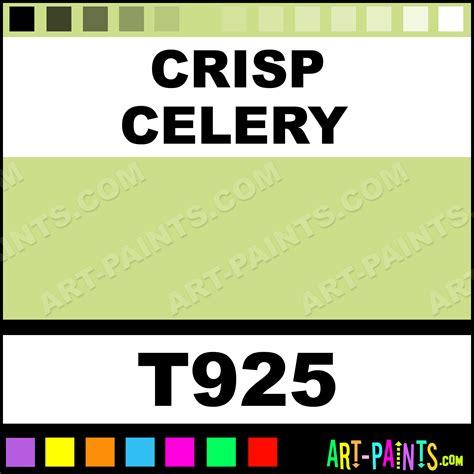 crisp celery ultra ceramic ceramic porcelain paints t925 crisp celery paint crisp celery
