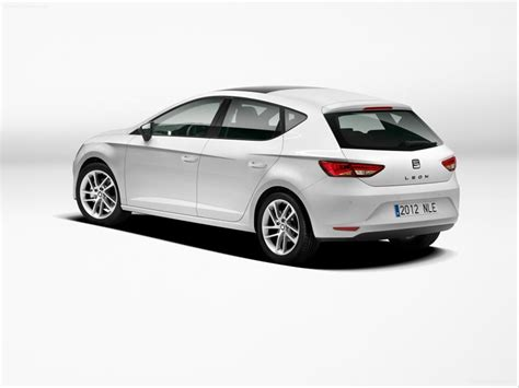 Leon Auto by Seat Leon 2012 Exotic Car Picture 07 Of 28 Diesel Station
