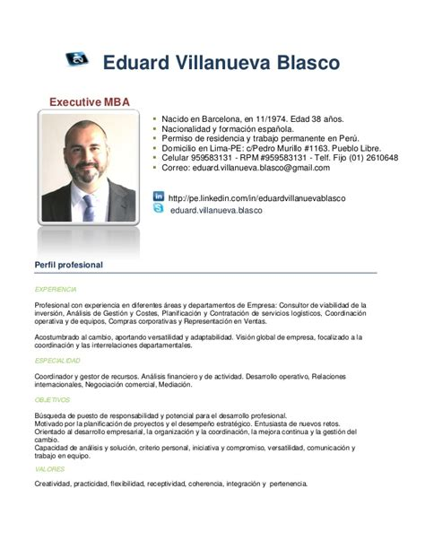 Modelo Curriculum Vitae Documentado Y Foliado Cv Documentado
